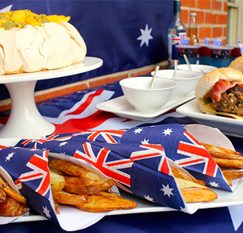 Australia Day Party at ELC
